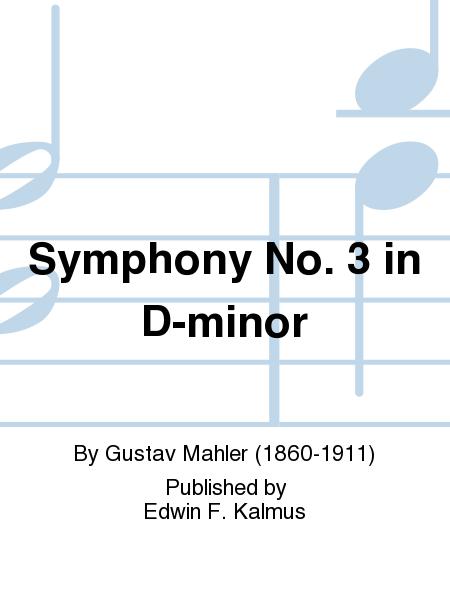 Symphony No. 3 in D-minor