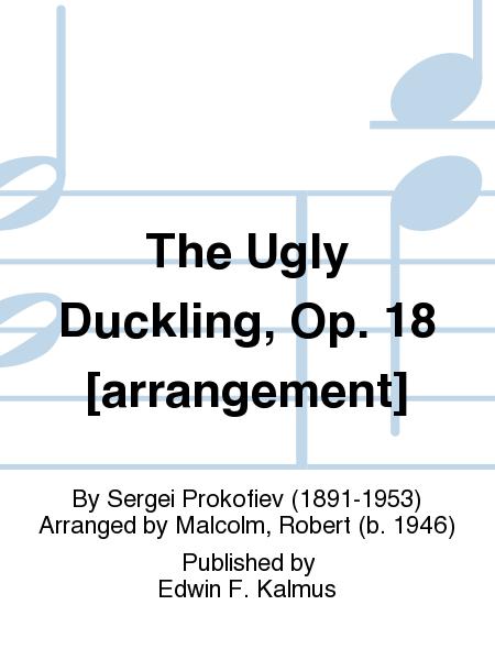 The Ugly Duckling, Op. 18 [arrangement]