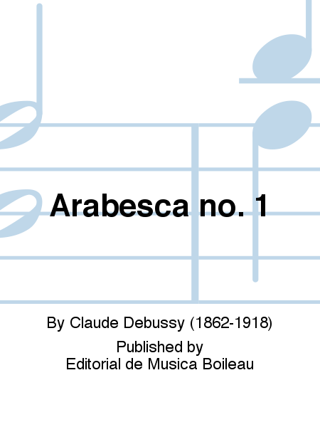 Arabesca no. 1