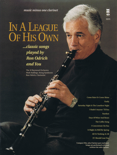 In a League of His Own: Pop Standards Played by Ron Odrich and You