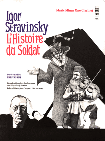 STRAVINSKY: L'Histoire du Soldat (septet)