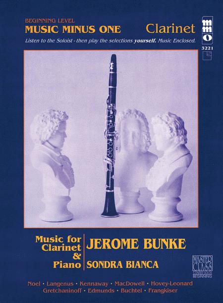 Beginning Clarinet Solos - Volume 1