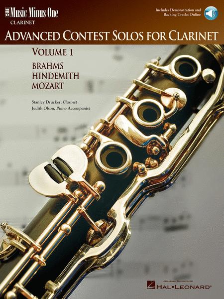 Advanced Clarinet Solos - Volume I