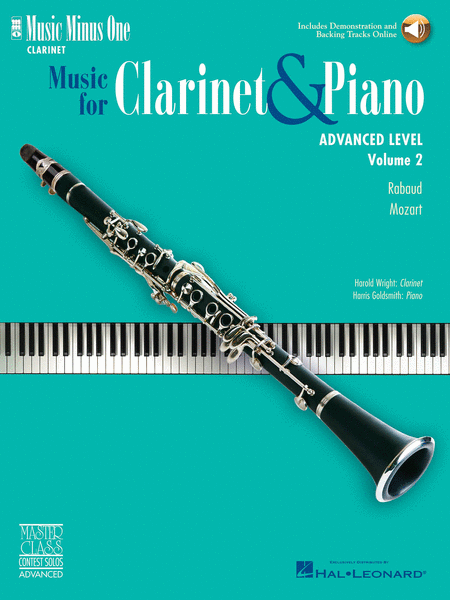 Advanced Clarinet Solos - Volume II
