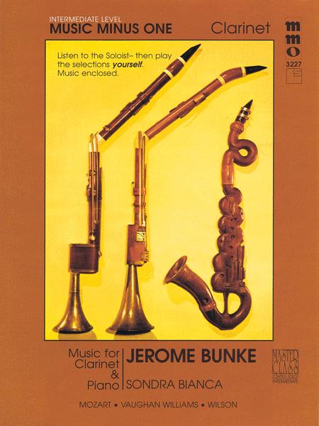 Intermediate Clarinet Solos - Volume 3