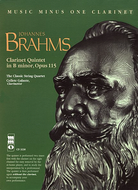 Brahms - Clarinet Quintet in B minor, Op. 115