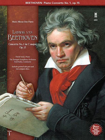 BEETHOVEN: Concerto No. 1 in C major, Op. 15 (Digitally Remastered 2 CD set)