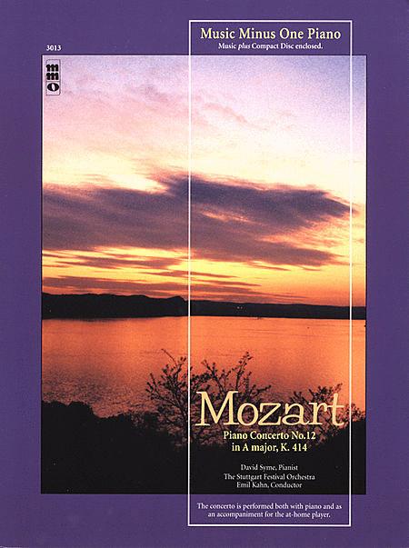 Mozart Concerto No. 12 in A Major, KV414
