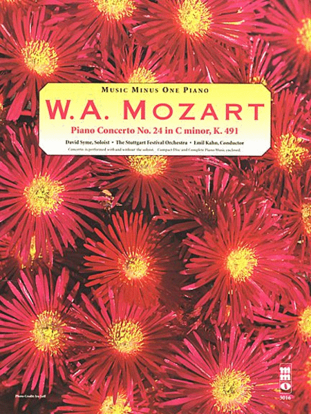 Mozart Concerto No. 24 in C Minor, KV491