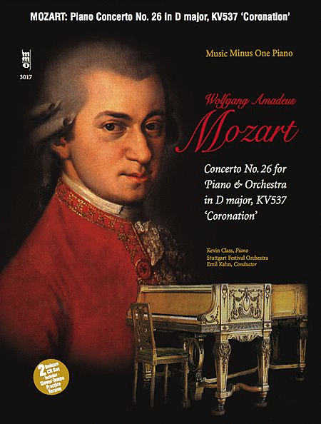 Mozart - Concerto No. 26 in D Major (KV537), Coronation