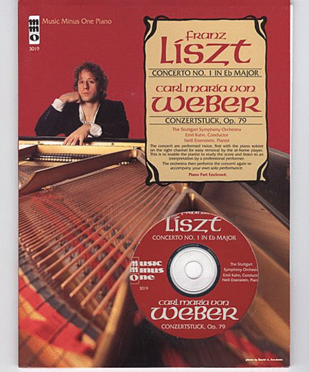 Liszt - Concerto No. 1 in E-flat Major, S124 - Weber Konzertsstuck, Op. 79