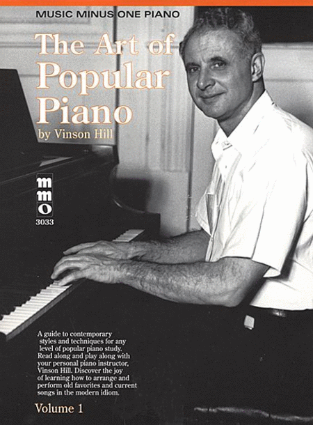 The Art of Popular Piano - Volume 1