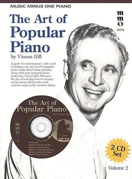 The Art of Popular Piano - Volume 2