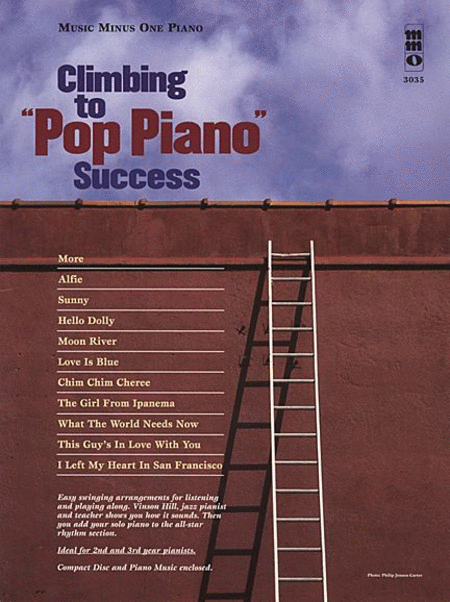 Climbing to Pop Piano Success