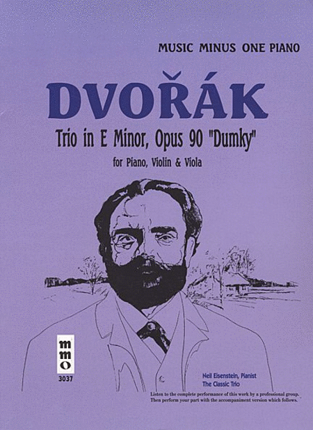Dvorak - Piano Trio in A Major, Op. 90 Dumky
