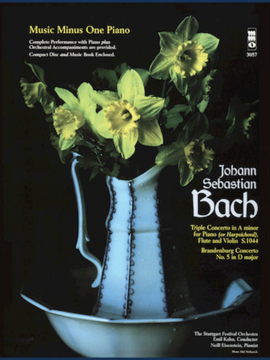 J.S. Bach - Triple Concerto in A minor, BWV1044 & Brandenburg Concerto No. 5 in D Major