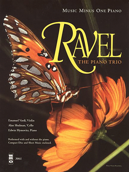 RAVEL: Piano Trio in A minor