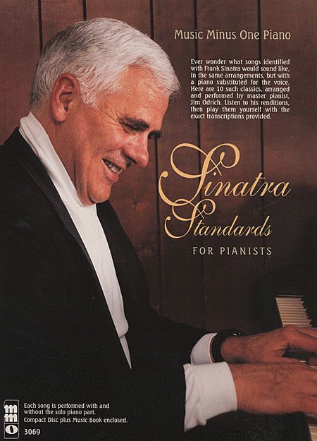 Sinatra Standards for Piano and Orchestra: Arranged by Jim Odrich