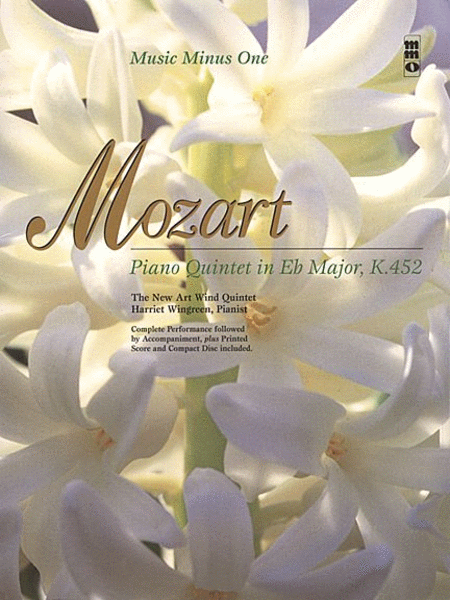 MOZART: Quintet for Piano and Winds in E-flat major, KV452