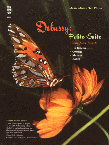 DEBUSSY: Petite Suite (Four Pieces for piano duet)