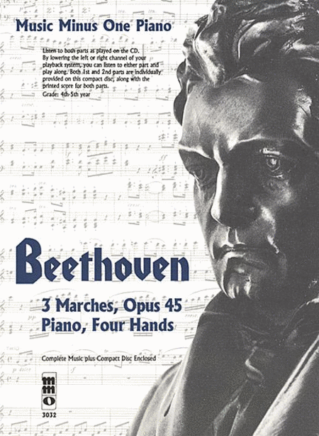 Beethoven - 3 Marches, Opus 45