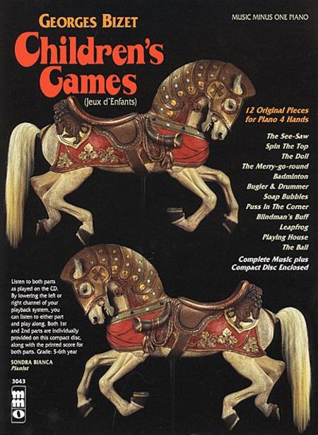 Georges Bizet - Children's Games (Jeux d'Enfants)