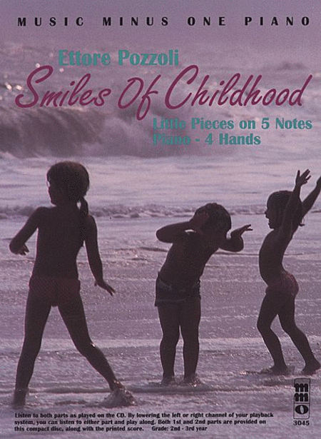 Ettore Pozzoli - Smiles of Childhood