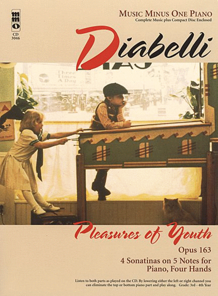 Diabelli - Pleasures of Youth