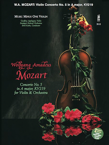 MOZART: Violin Concerto No. 5 in A major, KV219 (Digitally Remastered 2-CD set)