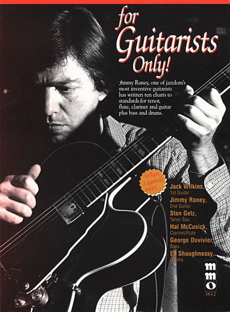 For Guitarists Only!