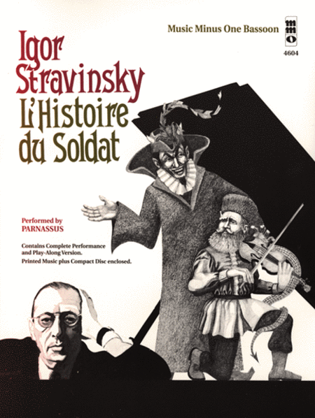 Igor Stravinsky - L'histoire du Soldat