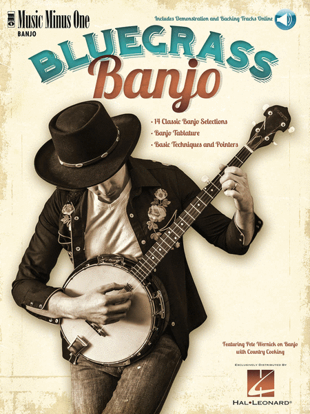 Bluegrass Banjo - Music Minus One