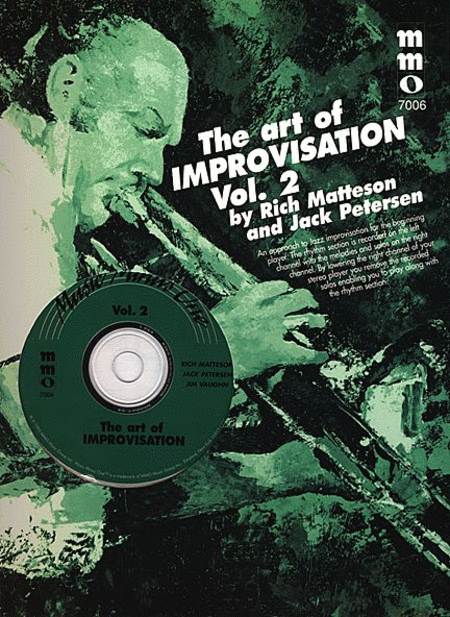 The Art of Improvisation: Vol. 2