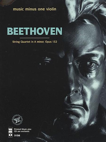 BEETHOVEN: String Quartet in A minor, Op. 132 (2 CD Set)
