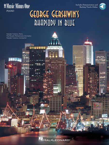 Rhapsody in Blue - Music Minus One