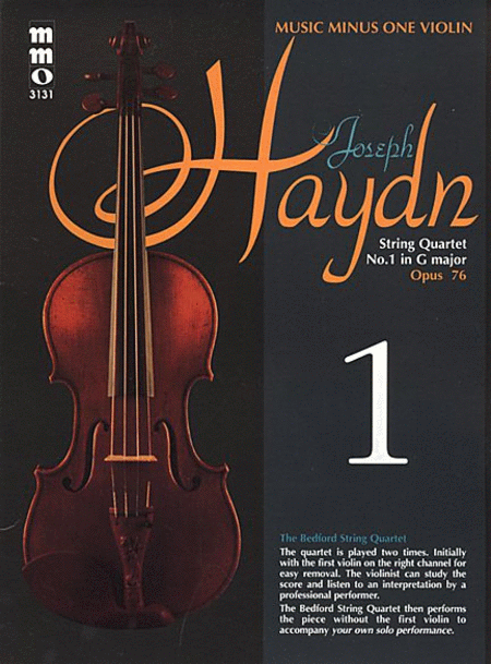 Haydn - String Quartet No. 1 in G Major, Op. 76