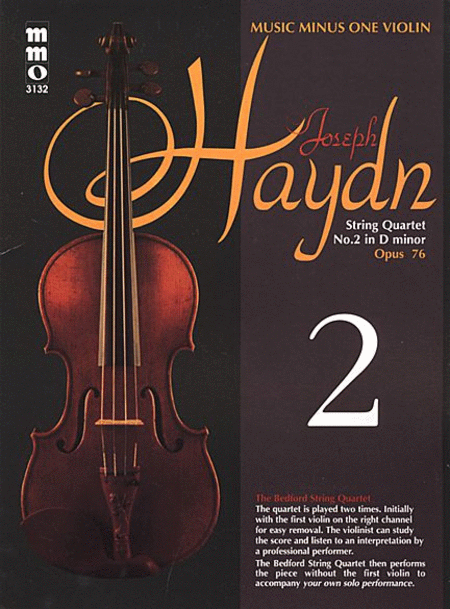 HAYDN: String Quartet in D minor, 'Fifths'/'The Bell'/''The Donkey,', Op. 76, No. 2, HobIII:76