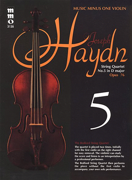 HAYDN: String Quartet in D major, 'Largo,', Op. 76, No. 5, HobIII:79