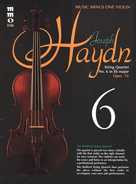 Haydn - String Quartet No. 6 in E-flat Major, Op. 76