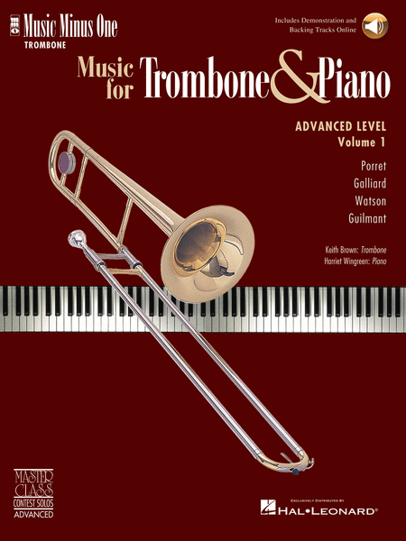 Advanced Trombone Solos, Volume 1