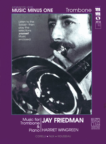 Advanced Trombone Solos Vol 4