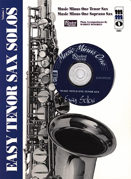 Easy Tenor Saxophone Solos