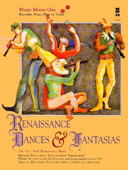 Renaissance Dances and Fantasias