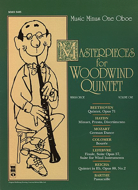 Woodwind Quintets, Vol. I: Masterpieces for Woodwind Quintet