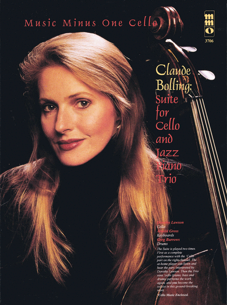 Bolling Suite For Violoncello and Jazz Piano Trio