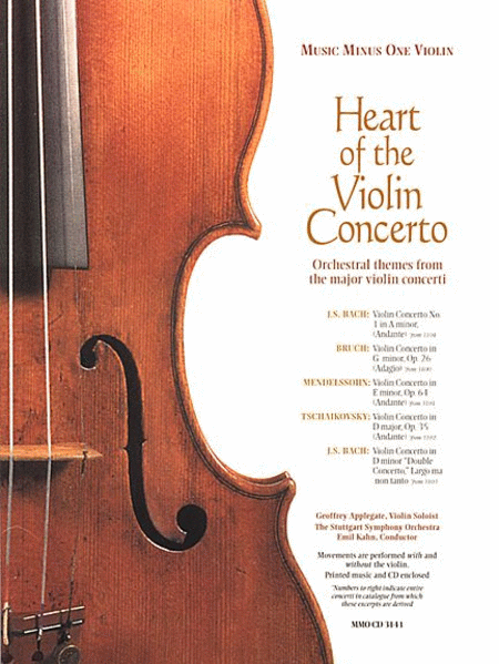 The Heart of the Violin Concerto