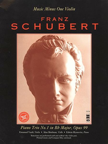 SCHUBERT: Piano Trio in B-flat major, Op. 99, D898 (2 CD Set)