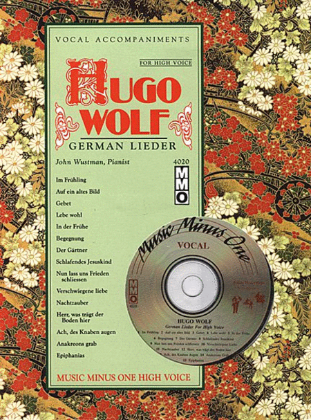 Hugo Wolf - German Lieder