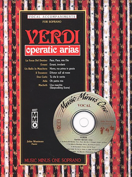Verdi - Arias for Soprano