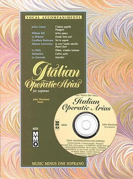 Italian Arias For Soprano
